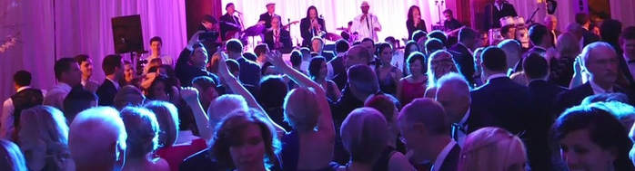 The best  in live dance band entertainment, Philadelphia's Vincent James Band,