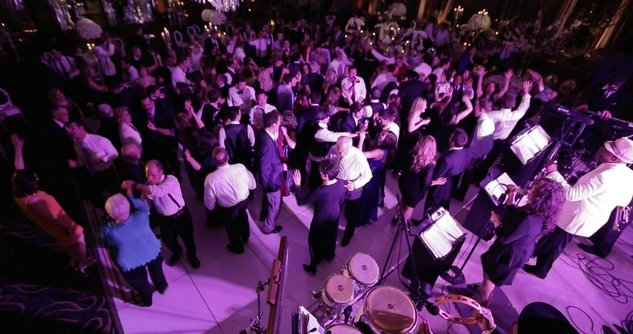 The Vincent James Band, the leading band in Philadelphia for wedding and dance music entertainment.