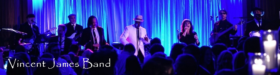 The Vincent James Band provide dance and entertainment music for all occasions.